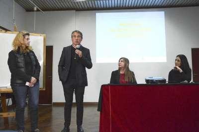 Provincia, Municipio y Nación concientizaron sobre grooming