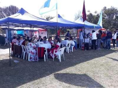Estudiantes ofrecerán productos regionales en el parque San Martín